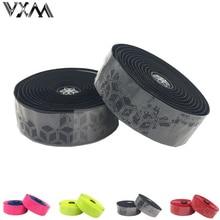 VXM Bicycle Silica gel Handlebar Tape Road Bike Anti-slip Anti-sweat Waterproof Polyurethane Handlebar Tape Bicycle Parts