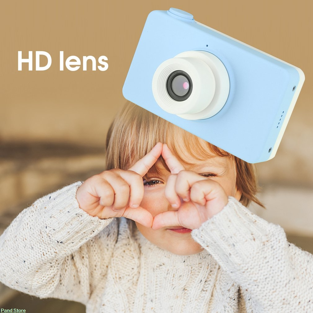 2 pouces 2MP 1080 P Mini appareil photo numérique pour enfants bébé mignon dessin animé multi-fonction jouet appareil photo enfants meilleur cadeau
