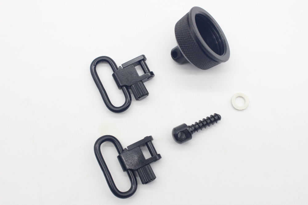 Quick Detachable 12 Gauge Browning BPS/A5 Magazine Cap Super Sling Swivels Wholesale Gun Sling Swivel Accessories