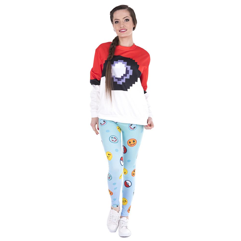 Unicorn And Sweets Printing Leggings - Fashion Trendy Shop