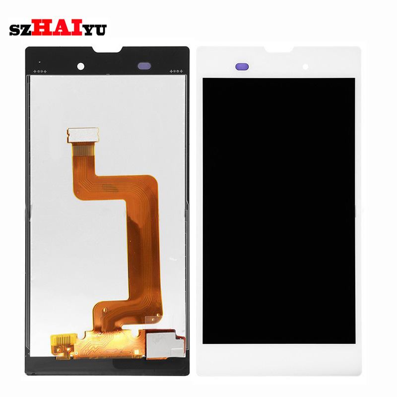 ФОТО Free Shipping High Quality Good LCD Display+Touch Screen For Sony Xperia T3 m50w d5103 d5106  with Digitizer Assembly Tools