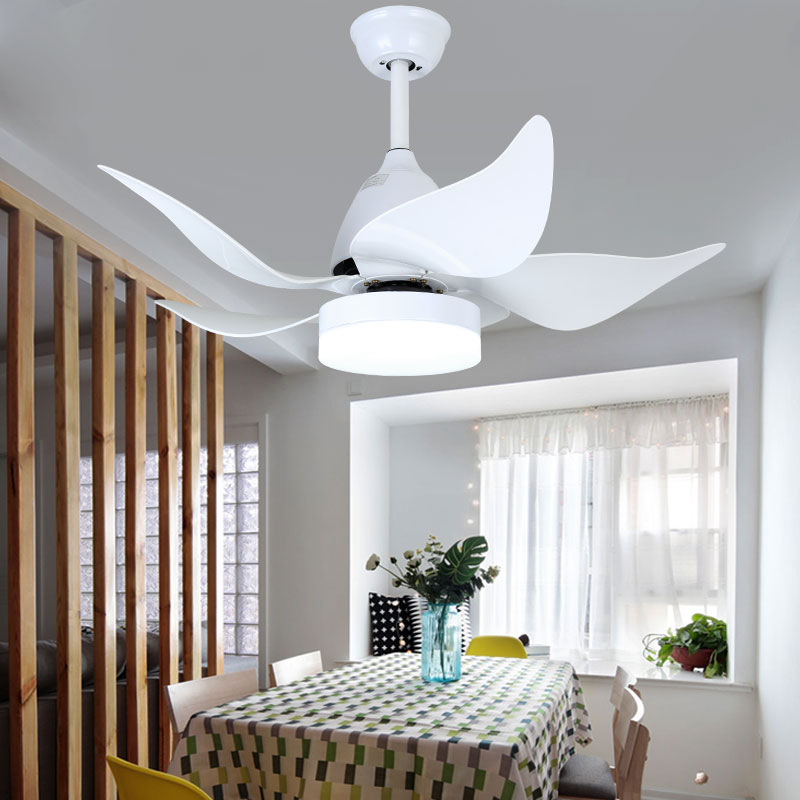 Astonishing Us 76 95 5 Off Modern Led 42Inch Creative Ceiling Fans With Lights Bedroom Child Ceiling Fan Children 220 Volt Fan Lamp Ventilador De Techo In Home Interior And Landscaping Mentranervesignezvosmurscom