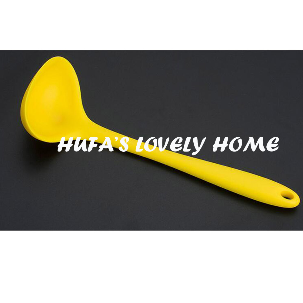 New SGS FDA New 1 PCS Set Silicone Mixing Salad Cake Baking Utensil Putty Spatula Non-stick Backware Home Use Co
