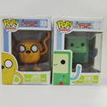 Funko POP Adventure Time Television BMO Vinyl Action Figure Model with gift Character PVC Doll with Gift Box D5250