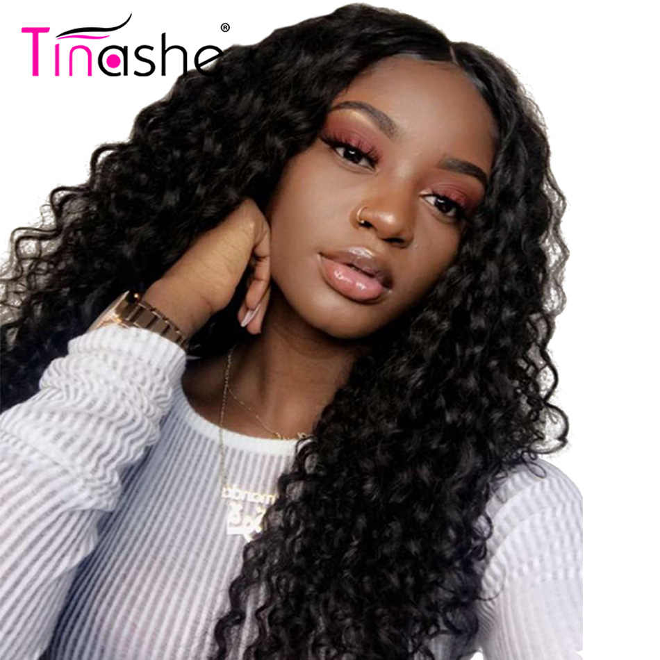 9d0a6dfe6 Tinashe Hair Pre Plucked 150 180 250 Density Lace Front Human Hair Wigs For Black  Women