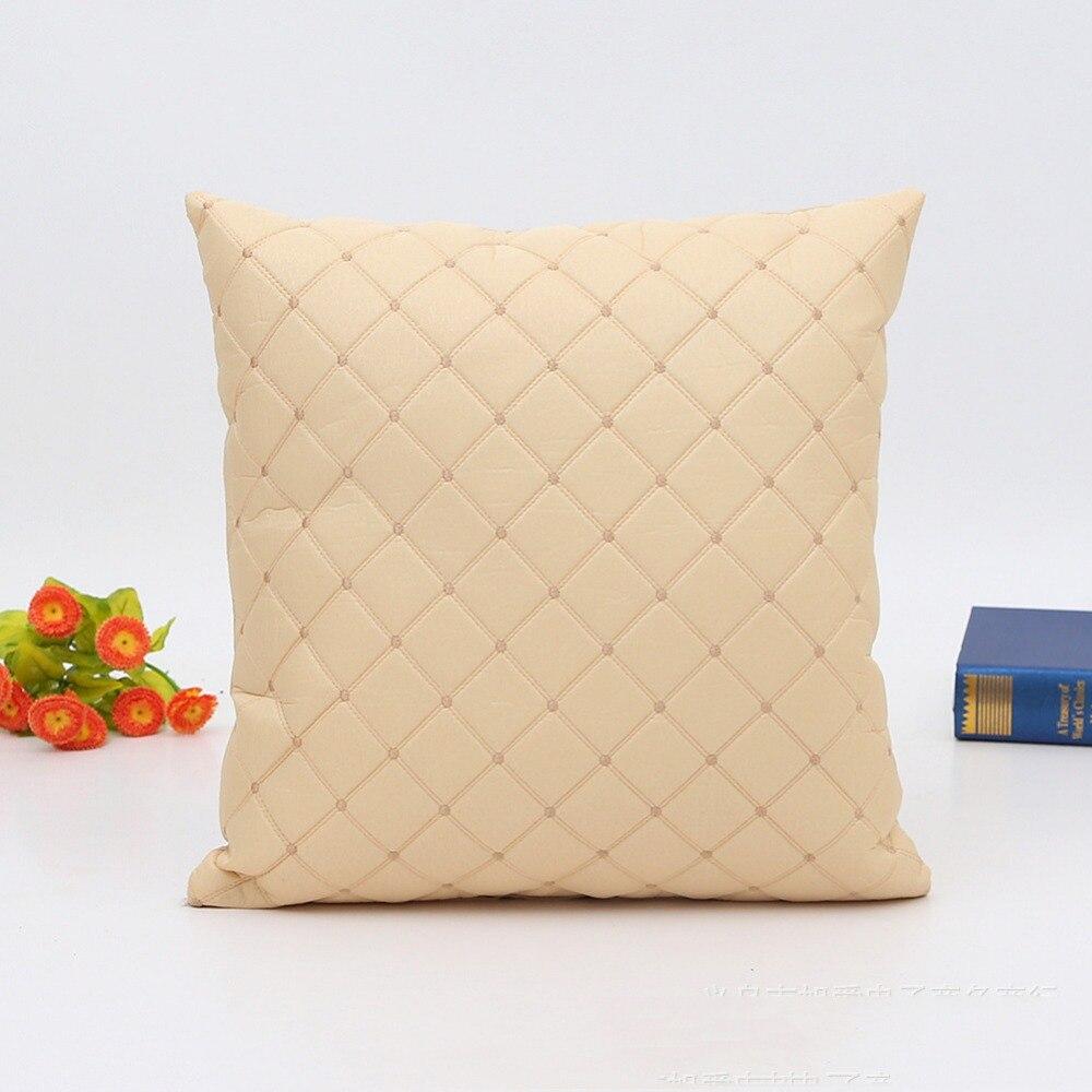 Ρετρό Vintage Lattice μαξιλάρι κάλυψη - Αρχική υφάσματα - Φωτογραφία 2