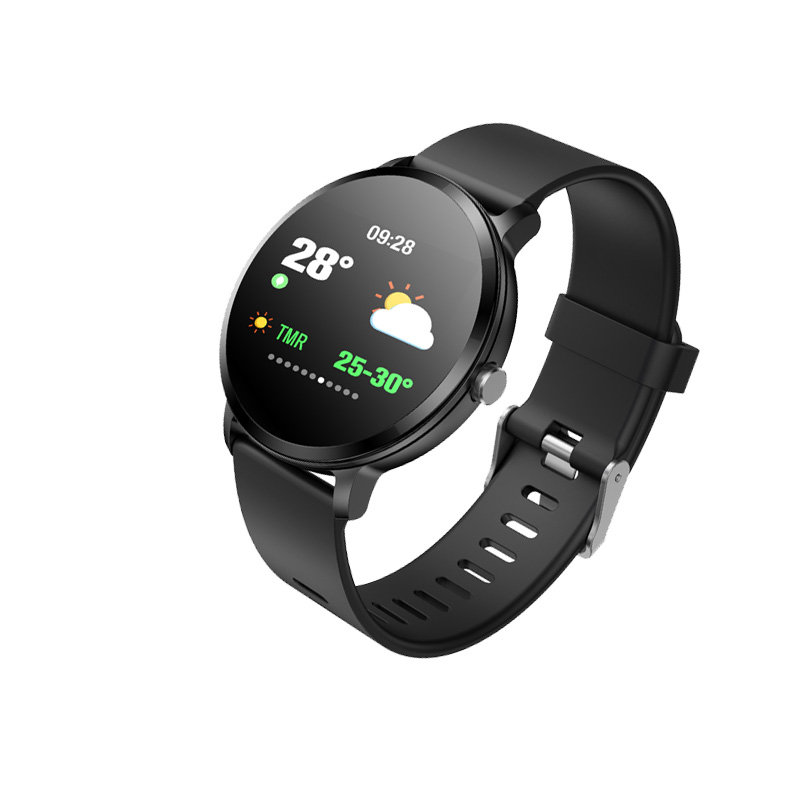 Smart Life Monitor Watch Blood Oxygen Blood Pressure Monitor Weather Forecast Music Camera Control Smart Wristband For Men Women in Smart Watches from Consumer Electronics