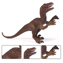 hot deal buy action&toy figures jurassic velociraptor dragon dinosaur pvc toys collection model plastic doll animal for kids gift