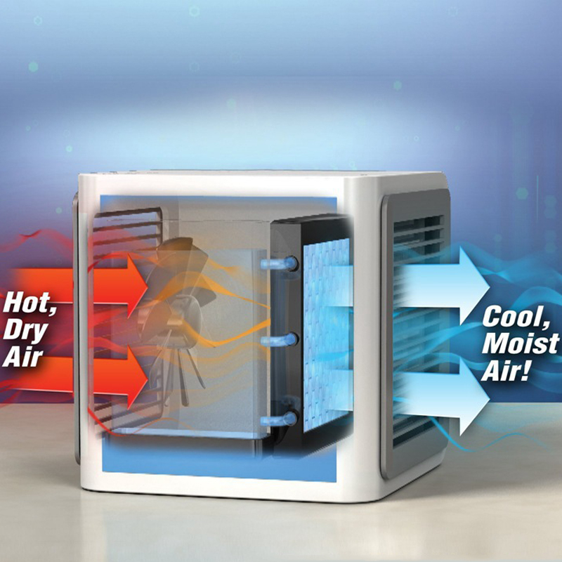 NEW Air Cooler Arctic Air Personal Space Cooler The Quick & Easy Way to Cool Any Space Air Conditioner Humidification Desk