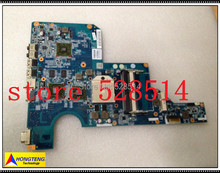 Original LAPTOP MOTHERBOARD for HP G62 CQ62 Series 597673-001 NON-INTEGRATED Motherboard 100% Test ok