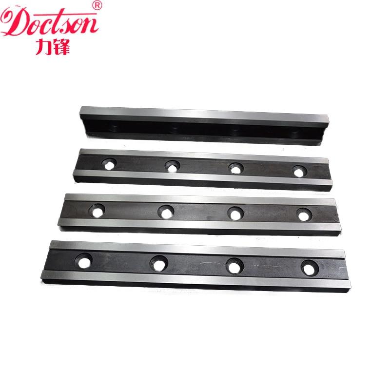 Cuchilla de corte de alta calidad, cuchilla de corte de precio de fábrica para máquina de corte, cuchillas de máquina de corte hidráulico QC12K cortador CNC