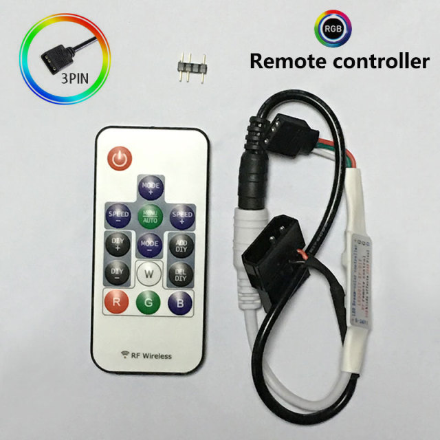 3Pin-Remote control