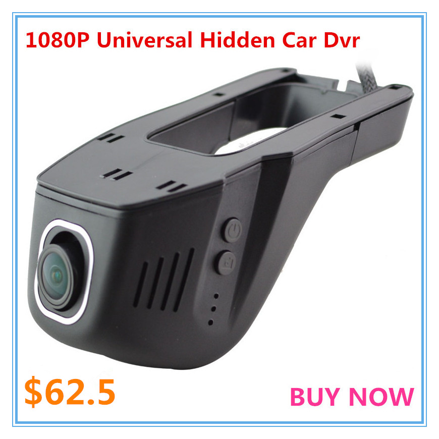 Hidden car dvr_