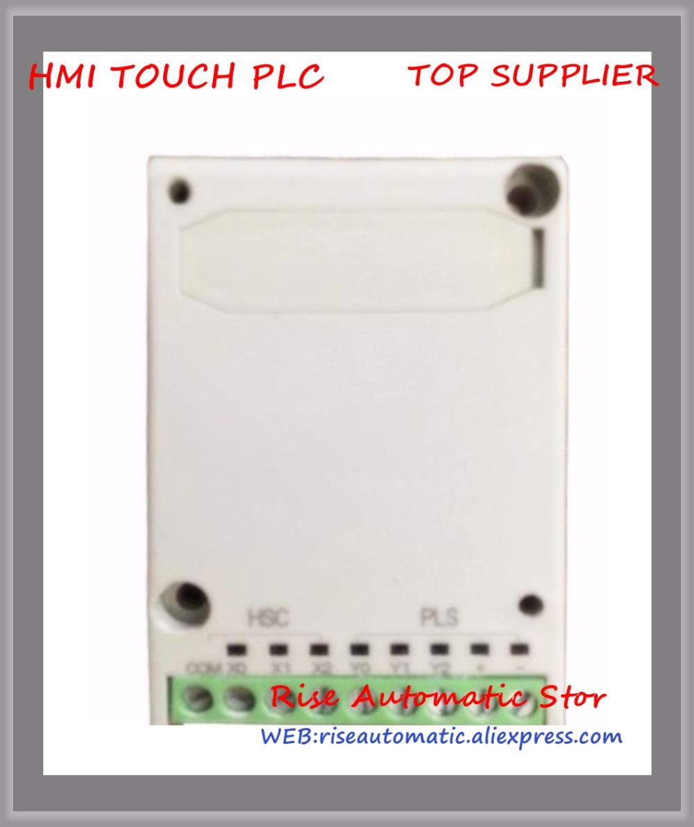 New Original PLC Module Programmable Logic Controller AFPX-PLS 2 input points 1 output point new original programmable controller 1762 ow8 plc 5 125vdc 8 output points digital output module