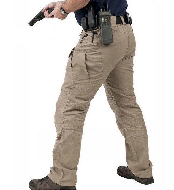 Archon IX7 Military Outdoors City Tactical Men Pants Winter Sport Pants Cargo Pants Army Training Combat Trousers