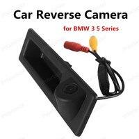 new car LED Display Parking Assistance Car Rear View Camera for BMW 3 5 Series X3 F10 F11 F25 F30