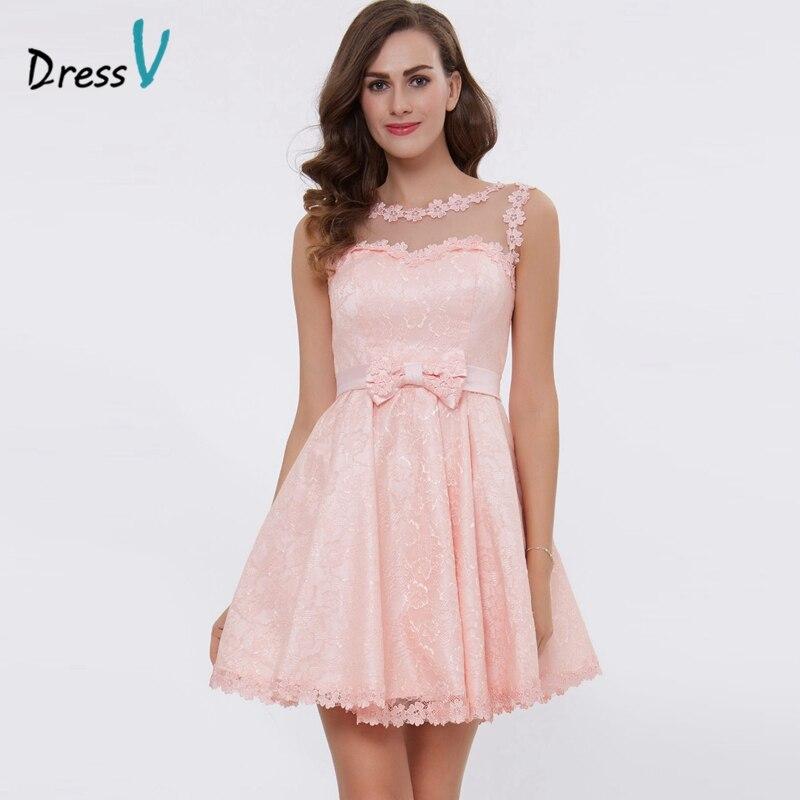 Коктейльное платье на шее