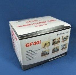 CRRCpro GF40i 40cc Gas Engine/Petrol Engine for RC Airplane with Walbro Carburetor
