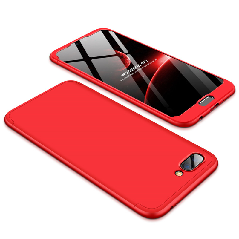 3-in-1 Plastic Hard 360 Full Protect Case FOR Huawei Honor View 10 / Honor 10 Lite 20 Cover Anti-Shock Full Case Honor View 10