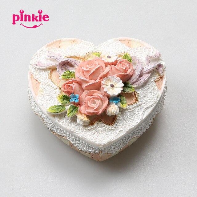 Romantische Herzform Rose 3d Silikonform Fur Handgemachten Schmuck