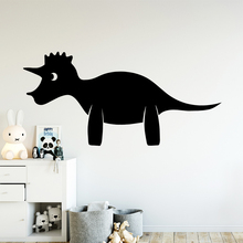 Cartoon Dinosaur Decal Removable Vinyl Mural Poster For Kitchen Restaurant Wall Decal Home Decor