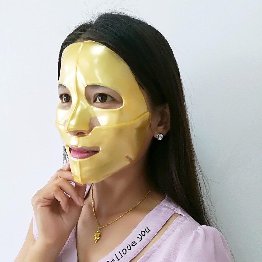 Ageless 24K Gold Collagen Hydrogel Facial Mask Facial mask