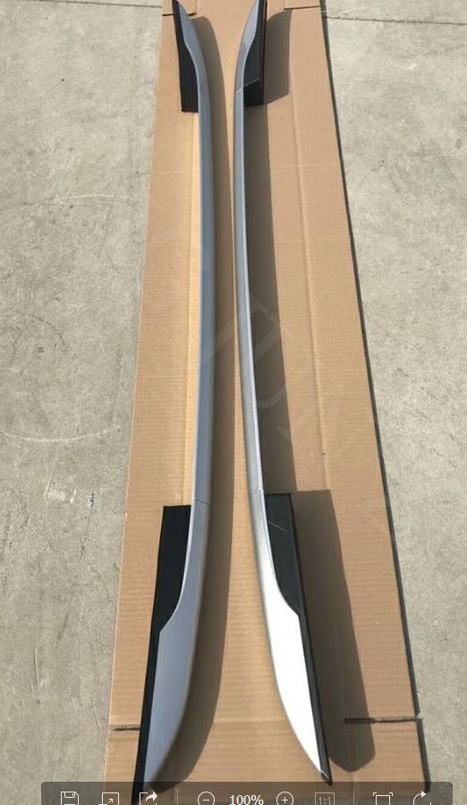 Confident Fuwayda Length 1.3m Car Stickers Roof Rack Boxes Side Rails Bars Luggage Carrier A Set For Hyundai I30 2009 2010 2011 2012 2013 Roof Racks & Boxes Back To Search Resultsautomobiles & Motorcycles