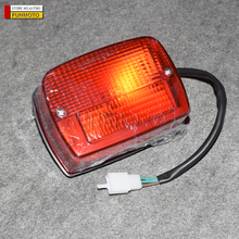 air filter support and tail light for CFMOTO CF500 ATV/GOES 500 ATV parts code is 0180-112002/9010-160310