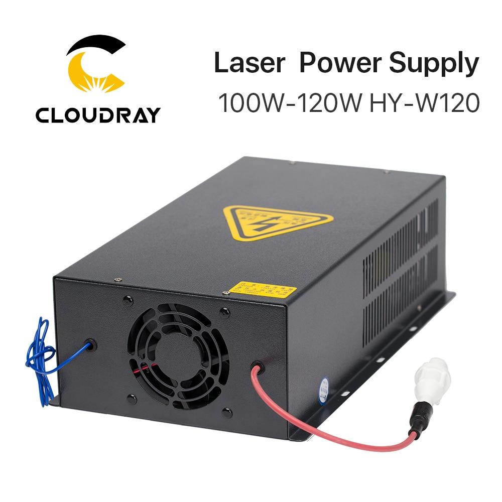 Alimentatore laser CO2 Cloudray 100-120 W per macchina da taglio per - Parti di macchine per la lavorazione del legno - Fotografia 6