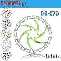Baradine mountain bike disc 160 180 203 disc Road bicycle disc bicycle disc Brake Accessories Bicycle Accessories