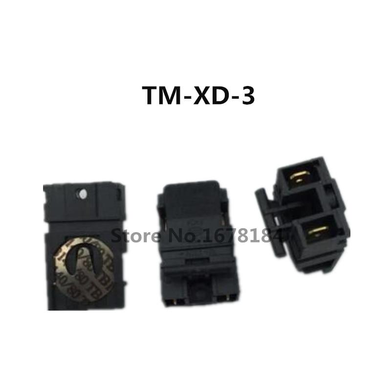 1 pçs/lote TM-XD-3 chaleira interruptor termostato 100-240V 13A T125