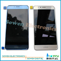 for Huawei Honor 8 FRD-AL00 LCD display with Touch Screen with Bezel frame Full Sets assembly Black white gold blue,Best one
