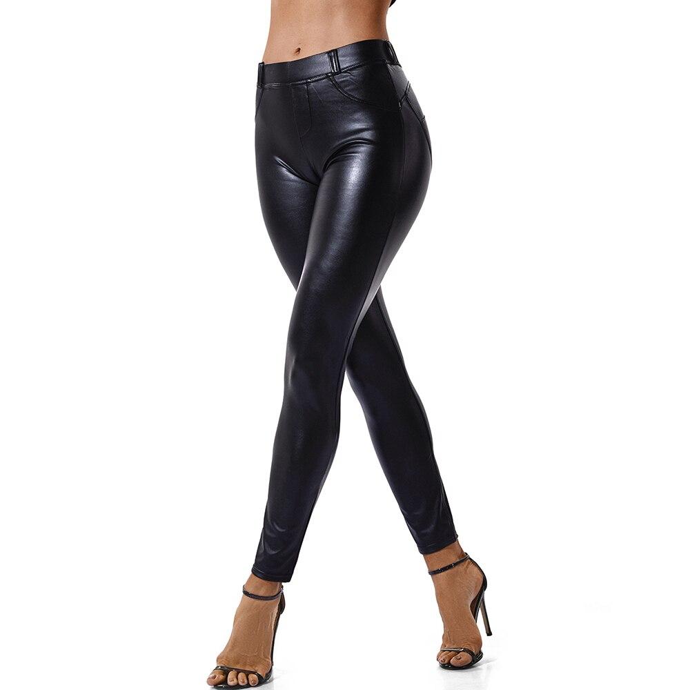 0056 black pocket leggins