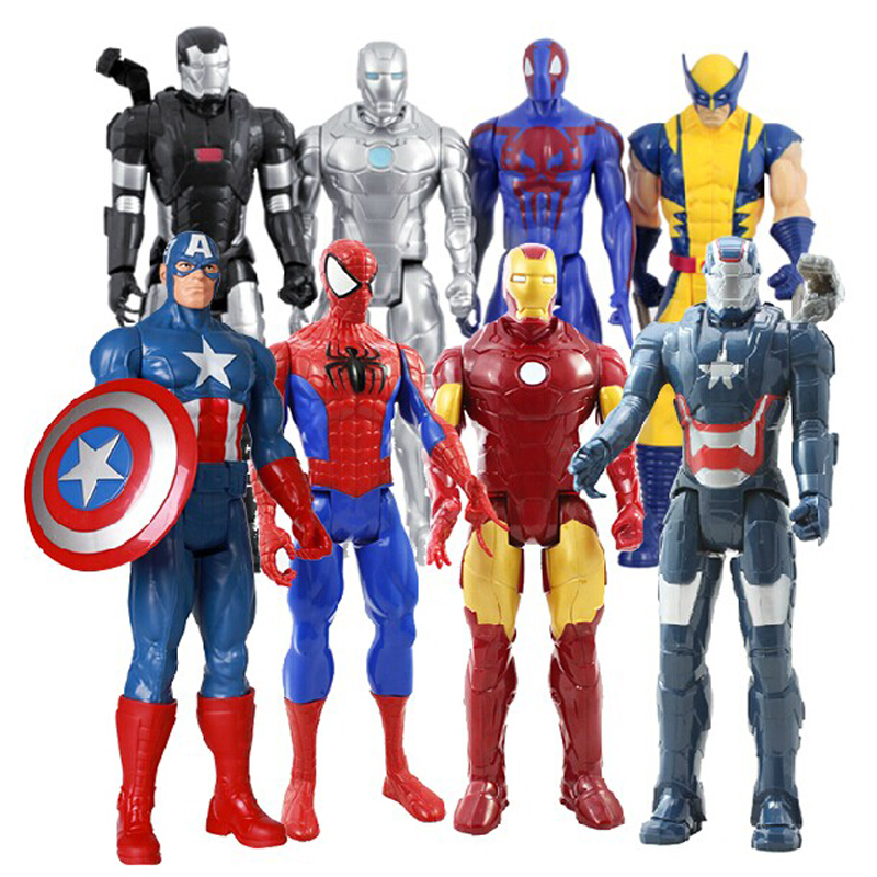 Super Hero Toys For Boys : Online get cheap superhero action figure toys aliexpress