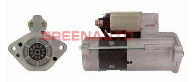 New 24v 11t Starter Motor Fits 307 308 Caterpillar Excavator Mitsubishi Engine At Any Cost Charging & Starting Systems Business & Industrial