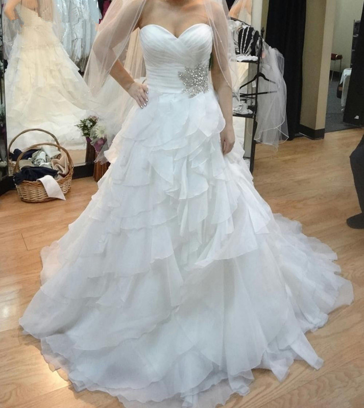 Organza Vestido De Noiva 2019 Muslim Wedding Dresses A-line Sweetheart Ruffles Beaded Beach Dubai Arabic Wedding Gown Bridal