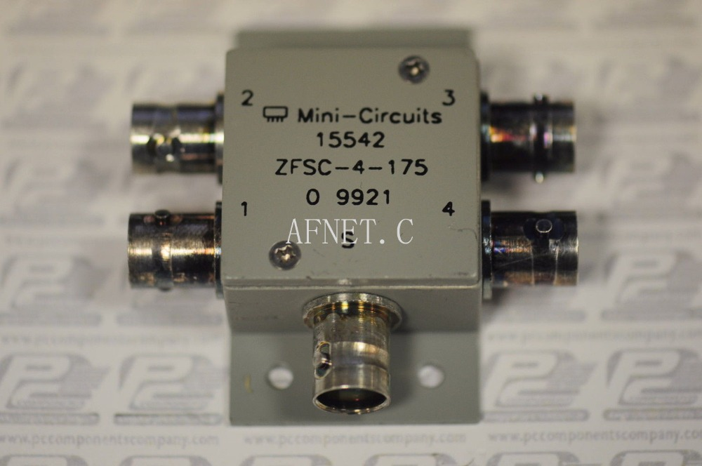 Mini-Circuits Imported Mixer Synthesizer ZFSC-4-175
