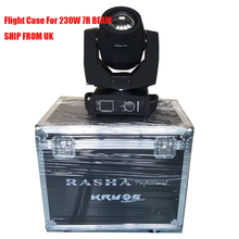 UK Wareshoue Stock 7R 230W Sharpy Moving Head Beam Light Stage Moving Head Light DMX Stage Light With Flight Case Road Case