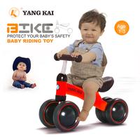 High Quality Children Three wheel Balance Bike kids Scooter Baby Walker 1 3 Years Tricycle Bike Ride On Toys Gift for Baby toys