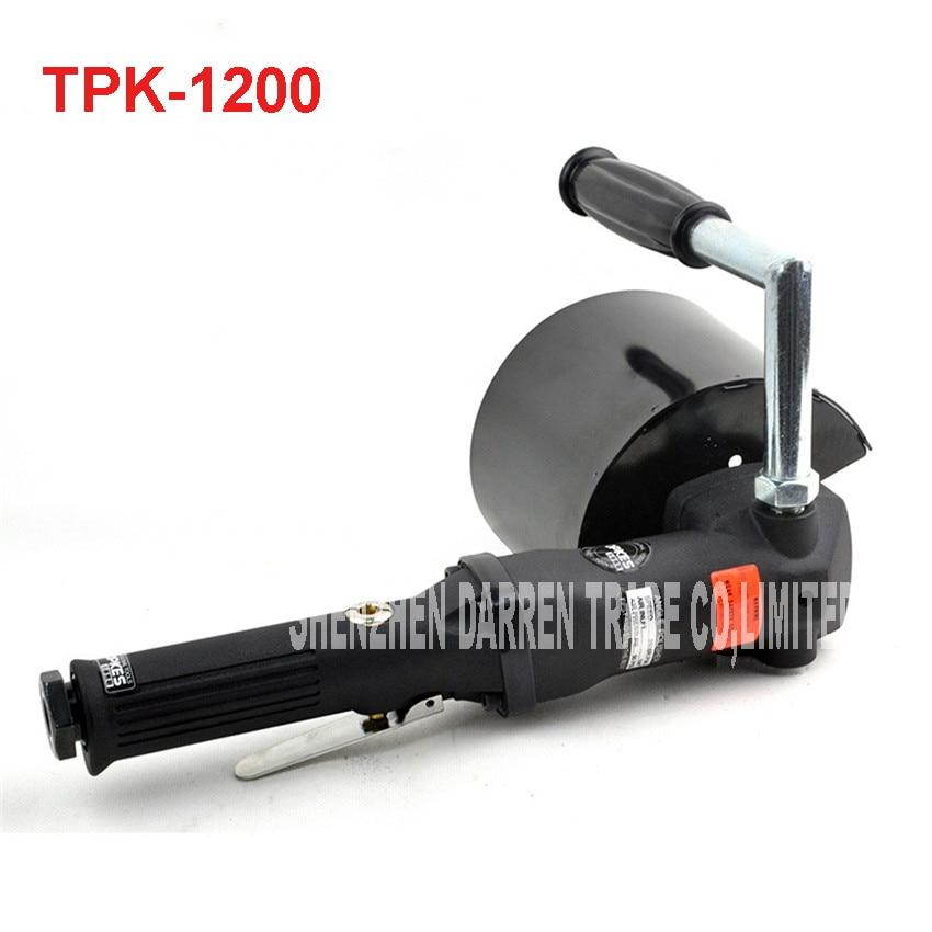 5pcs TPK-1200 Pneumatic Wire Drawing Machine Portable Air Brushed Drawing Grinder Metal Polisher Polishing Machine 2500r.p.m