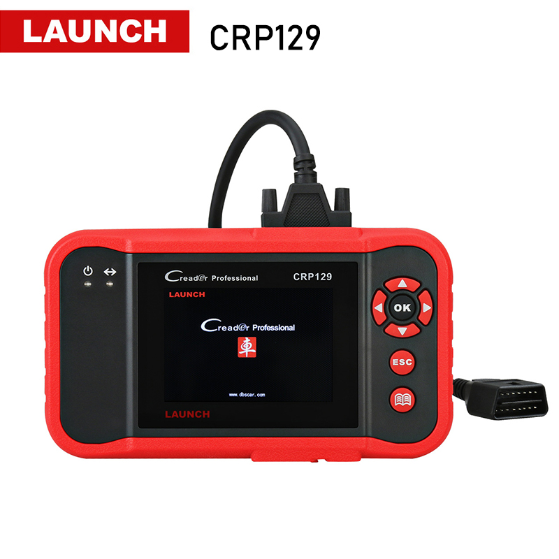 Back To Search Resultsautomobiles & Motorcycles Temperate Original Launch Creader 129 Crp129 Obd2 Code Reader Crp 129 Obdii Scanner Pk X431 Creader Viii Crp123 Auto Diagnostic Tool