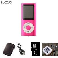 ZUCZUG High Quality 8GB MP4 Player 1 8 Inch LCD Screen Voice Recorder FM Radio Video