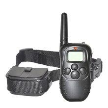 Ipets 998d-1 электронная собака воротник дистанционного управления не шок pet обучение воротник с жк-дисплей с жк-дисплеем
