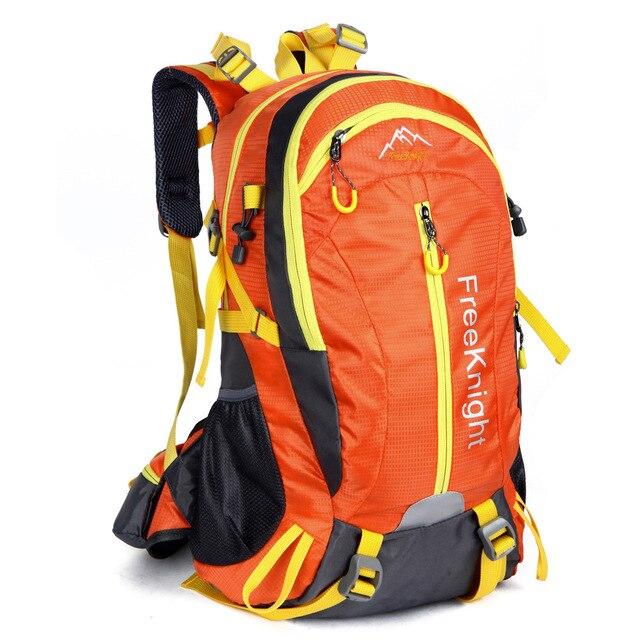 baeed579c6 Large 40L Professional Travel Backpack Men Women Backpack High Quality  Nylon Waterproof Rucksack
