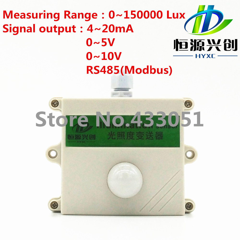 Здесь продается  Cheap illuminance sensor, output signal: 4-20mA / RS485, measuring range 0-20WLUX, Agricultural greenhouses/light monitoring  Инструменты