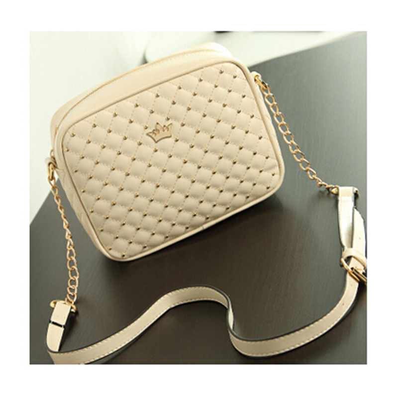 ФОТО 2017 New Women Messenger Bags With Good Quality Women Handbag PU Materials With Colorful Women Bags New Design And Drop Shipping