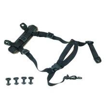 MICH fast IBH MICH Шлем Аксессуары система удержания h-затылок для велосипедного шлема BLACK DE