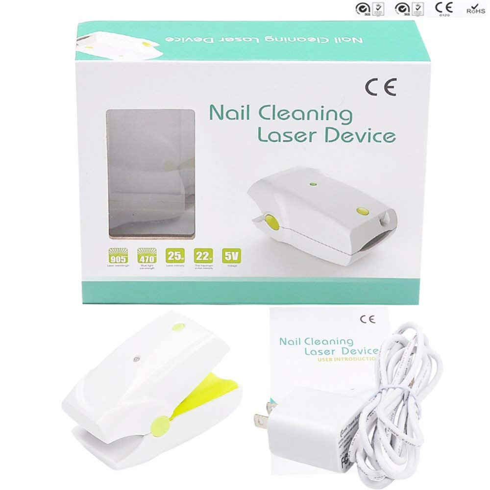 Nail Cleaning Laser Device Nail Fungus Treatment Cold Laser Therapy Physical Therapy