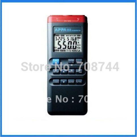аппа 55ii регистратор термометры с USB на интерфейс 100% новый 1 шт. оптовая и розничная