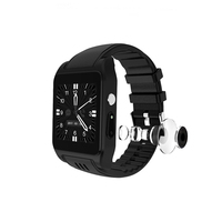 696 Smartwatch X86 Sleep Tracker Bluetooth ROM 8G RAM 512MB Nano SIM Card Wifi Step Weather